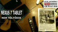 Nexus 7 Tablet javítás, szerviz. Nem töltődik hiba: laptopszerviz.org