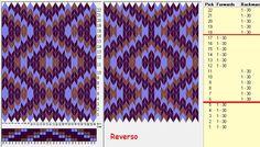 30 tarjetas, 3 colores, 5F y secuencia 6B-6F // sed_968 diseñado en GTT༺❁