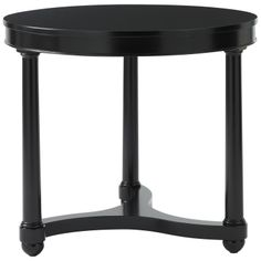 Bunny Williams Home Pinwheel Ebony Side Table. Found at Grayce and home Bunny Williams Home, 4 In A Row, Layla Grayce, Black Furniture, Interior Accessories, Pinwheels, Furniture Collection, Home Living Room, Home Accents