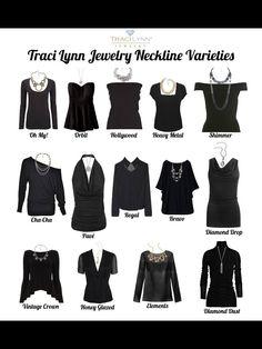 how to wear TRACI LYNN FASHION JEWELRY