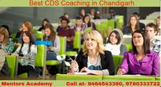 Mentors Academy is one of the leading & best CDS Coaching institute in India. We offer best CDS, SSC exam coaching and best institute in Chandigarh.
