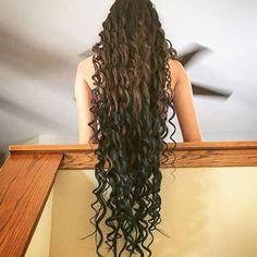 @girl_with_long_hair_xp #bluehair #longhairgoals #verylonghair #longhair #girlwithlonghair #hairgoals #superlonghair #curlyhair #curlylonghair