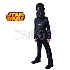 Disfraz Death Strooper para niño - Dresoop.es