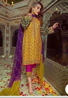 Pakistani Fashion Party Wear, Pakistani Wedding Outfits, Pakistani Bridal Dresses, Indian Fashion Dresses, Indian Outfits, Bridal Dupatta, Nikkah Dress, Anarkali Dress, Lehenga