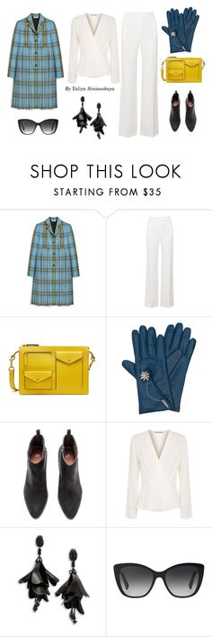 """Spr.  17"" by yiliyasiniauskaya ❤ liked on Polyvore featuring Mulberry, Roland Mouret, Henri Bendel, Elizabeth and James, Oscar de la Renta and Dolce&Gabbana"