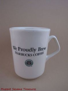 Starbucks Mug by Homer Laughlin