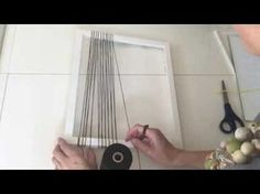 Weaving Lessons || Warping Your Loom Videos | The Weaving Loom