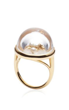 Shop Memorabilia Ring by Bibi van der Velden for Preorder on Moda Operandi