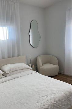 Room Design Bedroom, Room Ideas Bedroom, Home Bedroom, Bedroom Decor, Bedrooms, Bedroom Inspo, Minimalist Room, Aesthetic Room Decor, My New Room