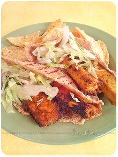 Vegan Tofu Shawarma; I took a recipe for Moroccan style chicken shawarma and made it vegan-friendly!