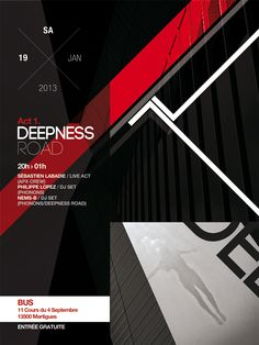 Deepness Road visual .01 (new musical event by Nahim Nems-B, Phonons) 01/13