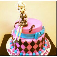Operetta Monster High Cake Topper