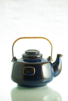 Søholm teapot made in Denmark by DanishRetroPottery on Etsy, kr445.00