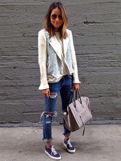 Julie Sariñana - Les 20 blogueuses les plus influentes de 2015 selon Fashionista.com - Photos Mode - Be.com