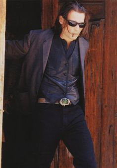 Johnny Depp - Once Upon A Time In Mexico