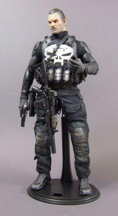 1/6 Mitch Gerard Punisher (Punisher) Custom Action Figure