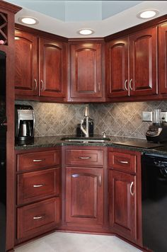 The Kitchen Cabinets Comprise About Of The Visible Space Of Your Kitchen.  Learn About Your Options And How To Choose The Right Cabinets For You.