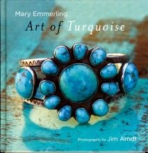 """The Art of Turquoise"" Book"