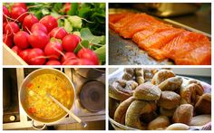 Local ingredients / food products