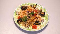 Linguine allo scoglio (linguine met zeevruchten) - recept   24Kitchen