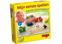 peuter gezelschapsspel 'eerste boomgaard' Haba | kinderen-shop Kleine Zebra