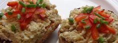 Drožďová pomazánka Mashed Potatoes, Grains, Menu, Rice, Ethnic Recipes, Spreads, Food, Whipped Potatoes, Menu Board Design