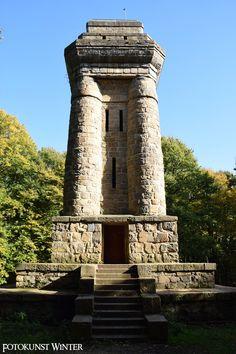 #Bismarckturm in Viersen | #Denkmal | #Wahrzeichen der Stadt | Copyright: Fotokunst Winter | www.fototour-nrw.de