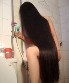 Are not beautiful long black hair nude think