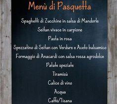Menù di Pasquetta