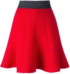 Dolce & Gabbana skater skirt