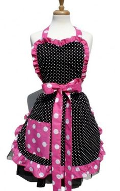 cute apron to cook in
