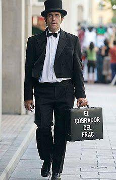 el contador del frac, casting in debts The Stanisjev way... hilarious
