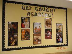 A Teacher's Treasure: bulletin boards
