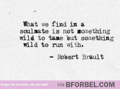 Redefining soulmates…