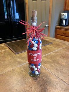 Top 17 Centerpiece Designs For July 4th – Easy Patriotic Holiday Party Decor Project - Way To Be Happy (11)