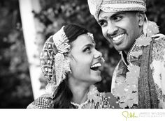 Indian-Wedding-Photographer-Denver-LA-laughter-bw  At Stonebrook Manor