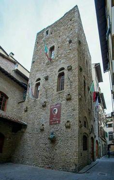 Dante museum Florence.