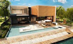 Puerto Cancún House