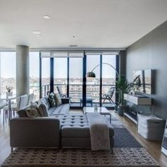 Enjoy Penthouse Living In This Rare And Remarkable 1124 Square Foot Layout Which Exemplifies Natural Sunlight In Each Room. Penthouse Suite, Cool Cafe, Great Restaurants, Condominium, Square Feet, Sunlight, The Neighbourhood, Floor Plans, Vibrant