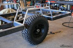 Off-Road Hard Sided Popup Trailer - : and Off-Road Forum . Small Camper Trailers, Small Camping Trailer, Off Road Camper Trailer, Jeep Camping, Custom Trailers, Camping Trailers, Travel Trailers, Jeep Tent, Atv Trailers