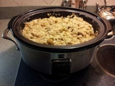 County Fair Slow Cooker Oatmeal
