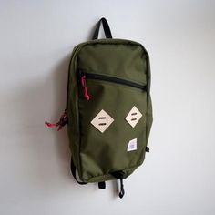 Olive Day Pack by Cordura   #BureauOfTrade