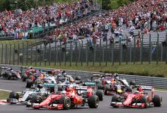 Clean-Ericsson will bring 1 point: Sebastian Vettel wins crazy Hungarian GP | view