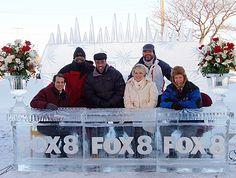 Fox 8 News Cleveland Ice News Desk