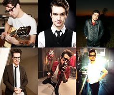 brendon urie = perfection. seeing them on 5/22.