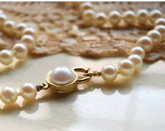 The Mother and the Pearl by Noelle Hagan on Etsy