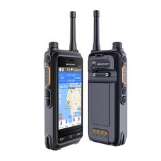 The is a hybrid android radio that allows coverage: via or UHF FM analog and DMR Tier II. You will always be connected. Android Radio, Ham Radio, Walkie Talkie, Woodworking Shop, Cool Toys, Industrial Design, Backpacking, Wifi, Spiderman