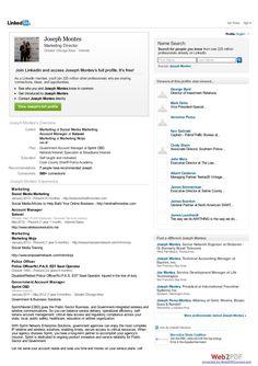 http://www.linkedin.com/in/josephmontes joseph-montes-on-linkedin by Ninja Marketing via Slideshare