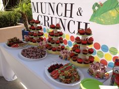 """Photo 38 of 52: The Very Hungry Caterpillar, by Eric Carle / Baby Shower/Sip & See """"Olivia's Very Hungry Caterpillar Baby Shower"""""""