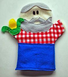 Como fazer fantoches de feltro passo a passo bichinhos fazendinha, 09 moldes grátis de fantoches de bichinhos de feltro para dia das crianças